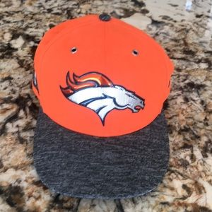 NewEra Broncos Super Bowl 50 hat (w/ shiny decals)